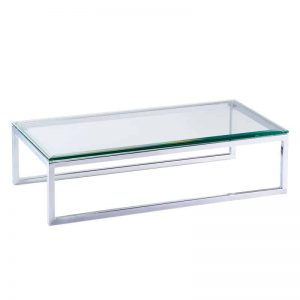 Cosmos Low Table - Glass