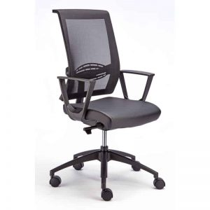 Equinox Air Operators Chair with Triad Arms