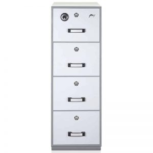 Fireproof Filing Cabinet - 4 Drawer
