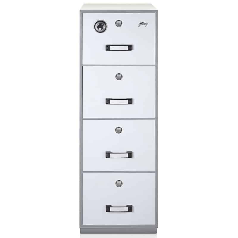 Fireproof Filing Cabinet – 4 Drawer