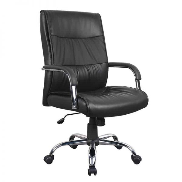 Panel High Back Chair