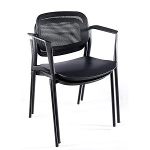 Airo Stackable Arm Chair