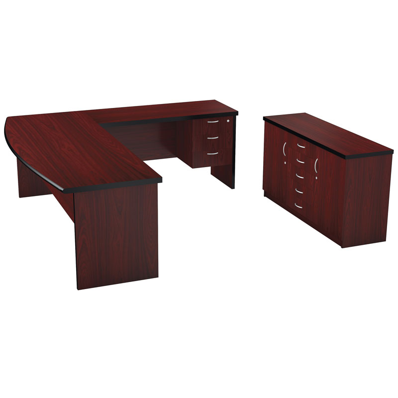 Alice L Shaped Desk 1