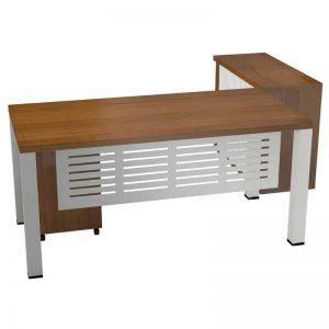Arizona Steel Leg Desk