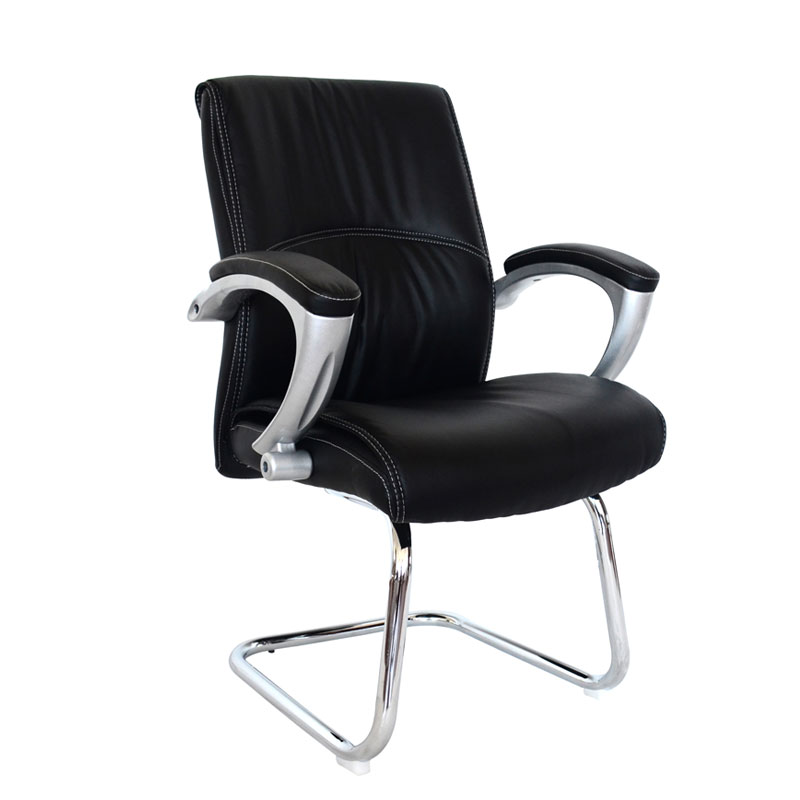 Big Guy Visitors Chair – Black