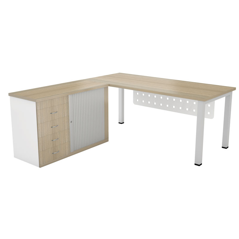 Boston L-shaped Desk 1