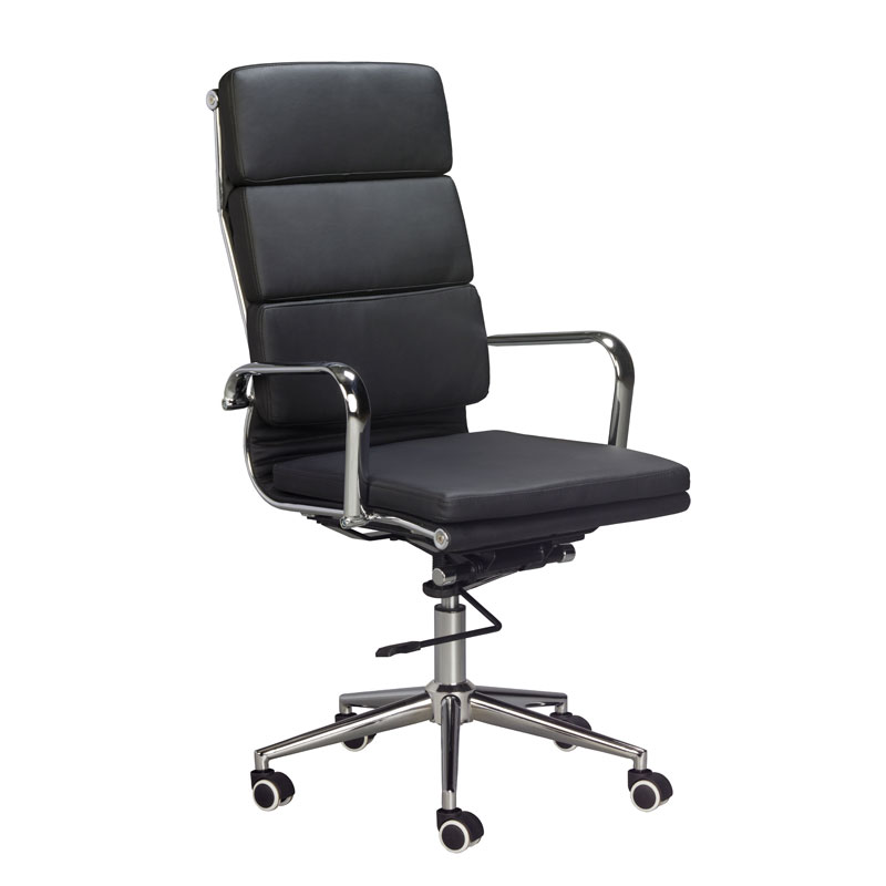 Classic Eames High Back – Cushion – Black