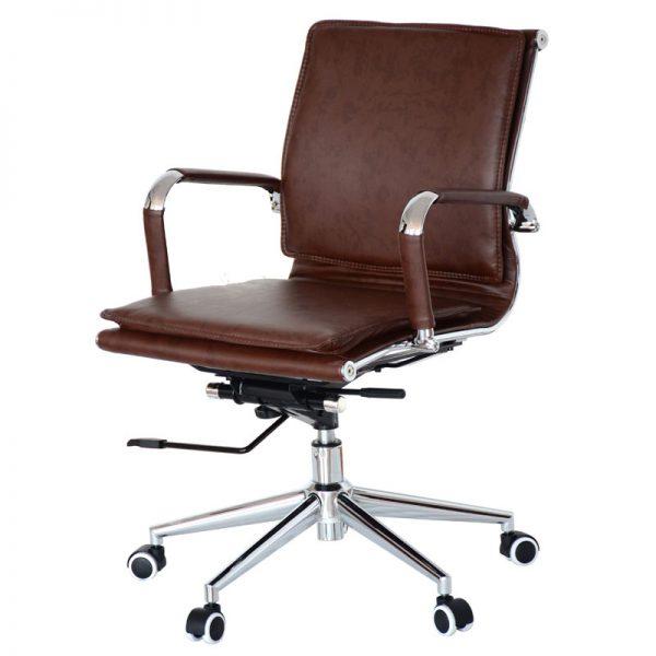 Classic Eames Mid Back – Flat Cushion