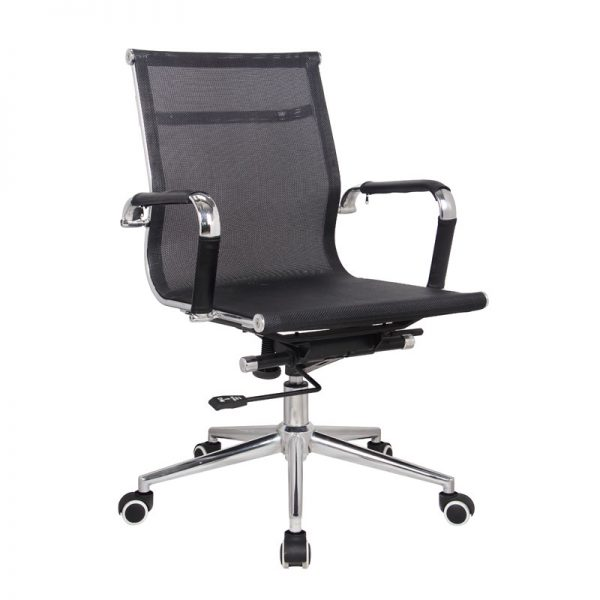 Classic Eames Mid Back – Netting
