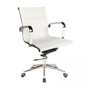 Classic Eames Repro Mid Back -  Netting