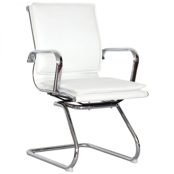 Classic Eames Visitors Chair – Flat Cushion