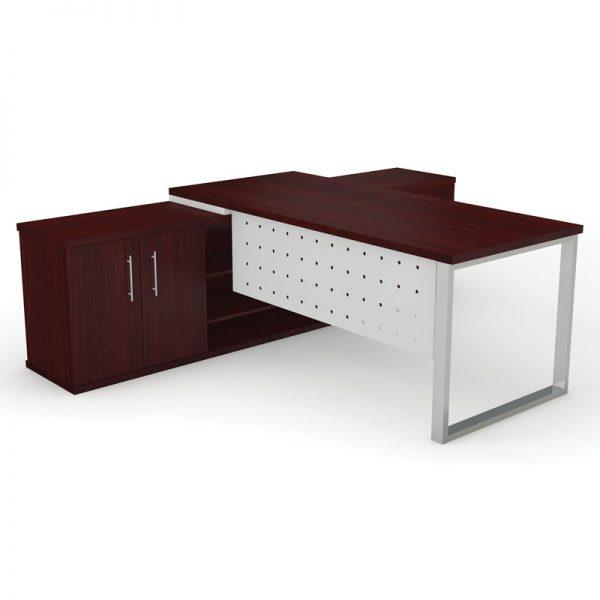 Dakota Desk Square Leg