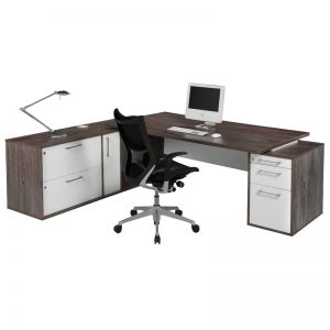 Evolution L-Combination Desk