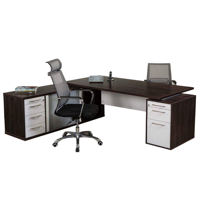 Evolution L-Combination Desk 1