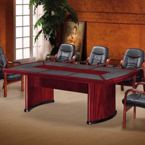 Formal Boardroom Table