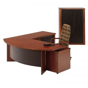 Herwood L shaped Desk