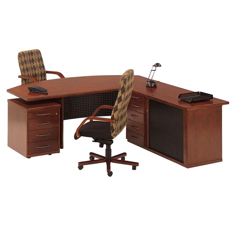 Herwood L Shaped Desk