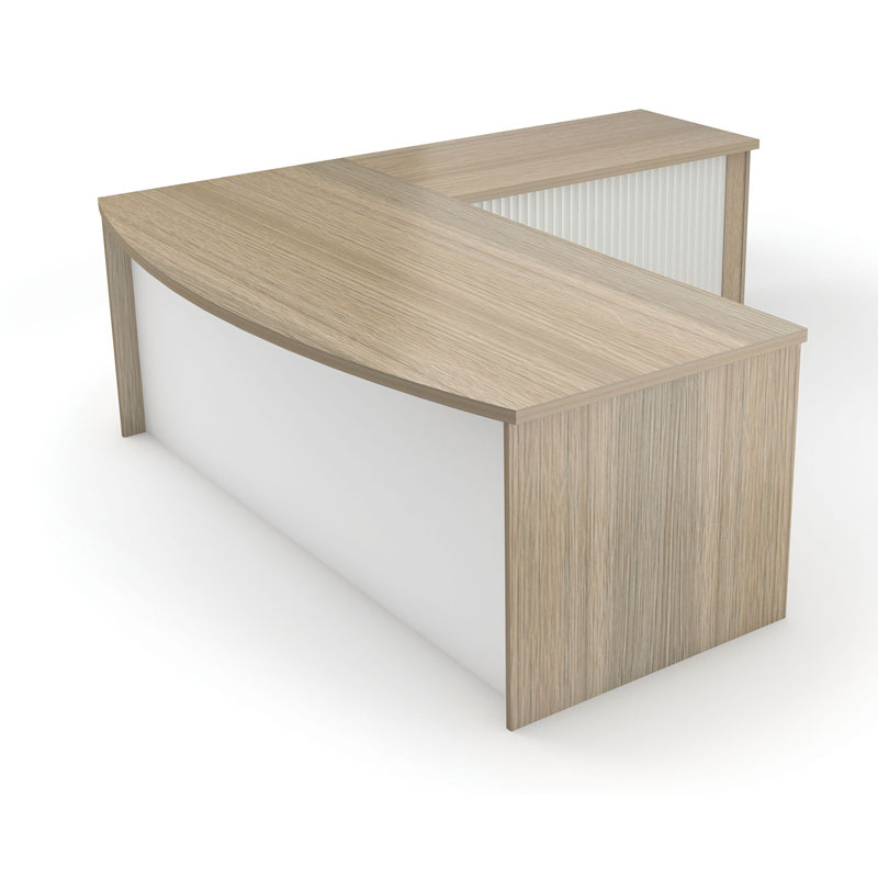 Miami L Shaped Desk 1