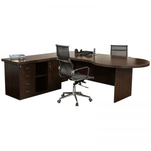 Miami L-shaped Desk