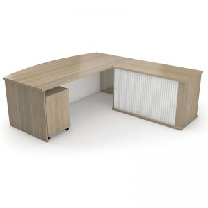 Miami L Shaped Desk
