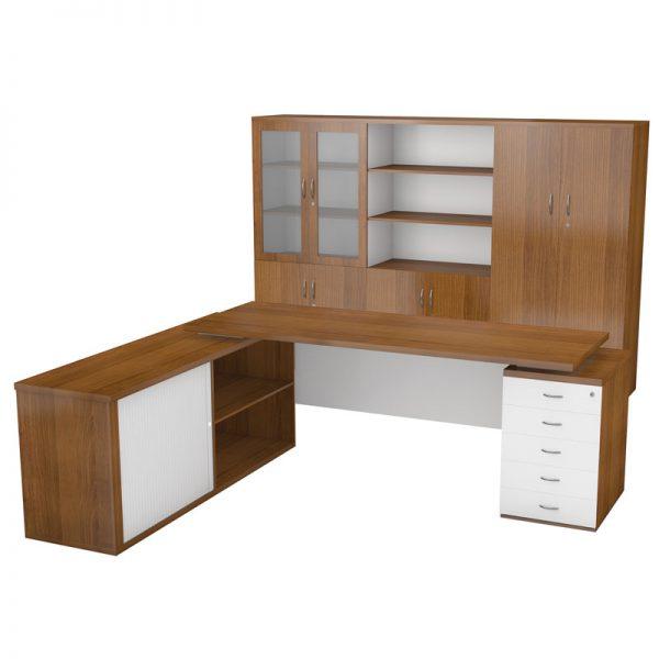 Nevada L Shaped Desk
