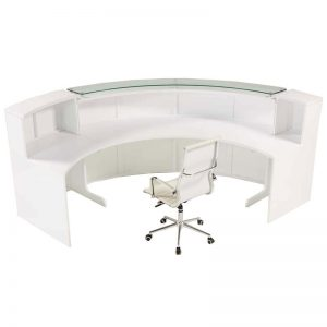New Curve Reception Unit