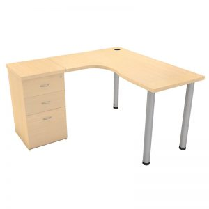 Nova Cluster Desks - Single