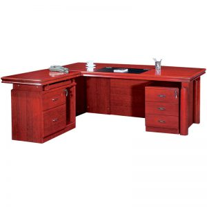 Ocean Executive 3pc Desk Set - 2800mm
