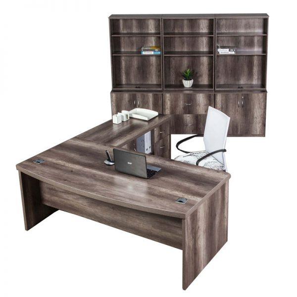 Senator L- shaped Desk