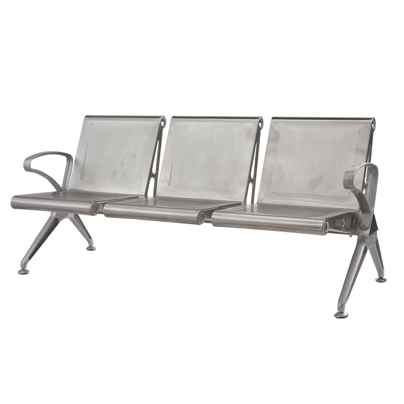 Silverline – Cast Aluminium – 3 Seater 1