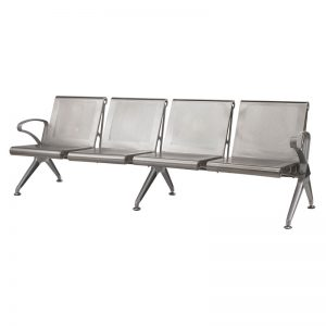 Silverline - Cast Aluminium - 4 Seater