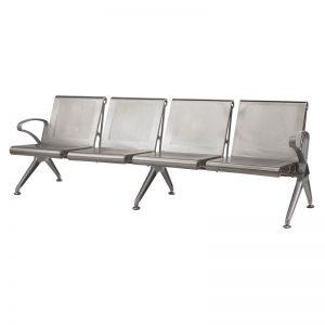 Silverline – Cast Aluminium – 4 Seater