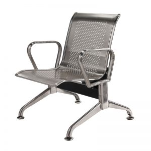 Silverline - Heavy Duty, Standard Steel - 1 Seater