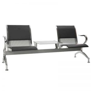 Silverline Heavy Duty Standard Steel - 2 Seater with Table