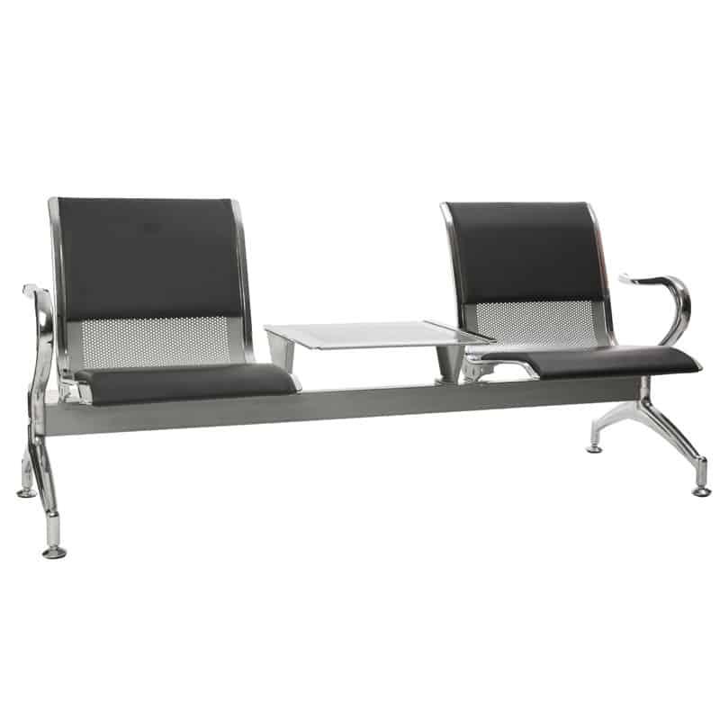 Silverline Heavy Duty Standard Steel – 2 Seater with Table