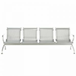 Silverline Heavy Duty Standard Steel - 4 Seater