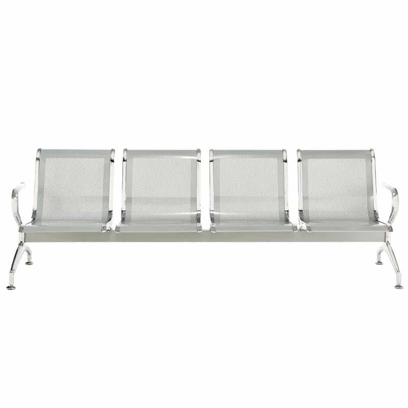 Silverline Heavy Duty Standard Steel – 4 Seater