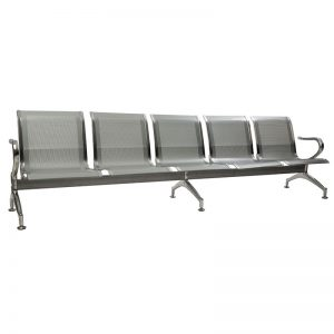 Silverline - Heavy Duty, Standard Steel - 5 Seater