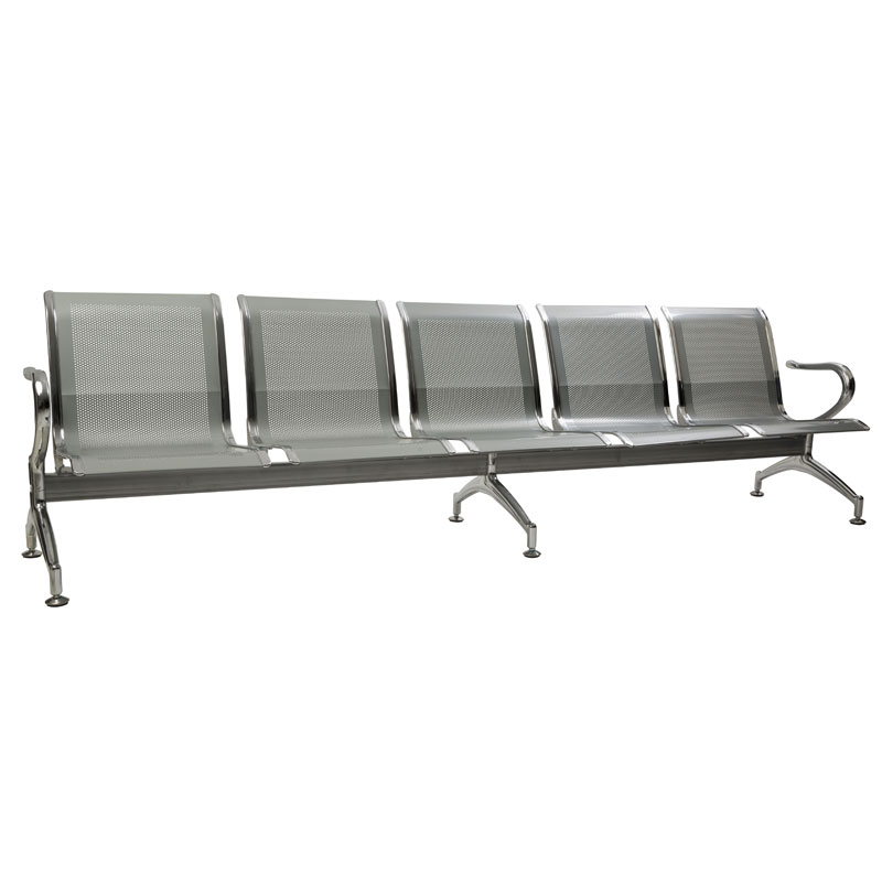 Silverline – Heavy Duty, Standard Steel – 5 Seater 1