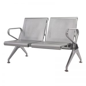 Silverline – New Chrome Deluxe – 2 Seater