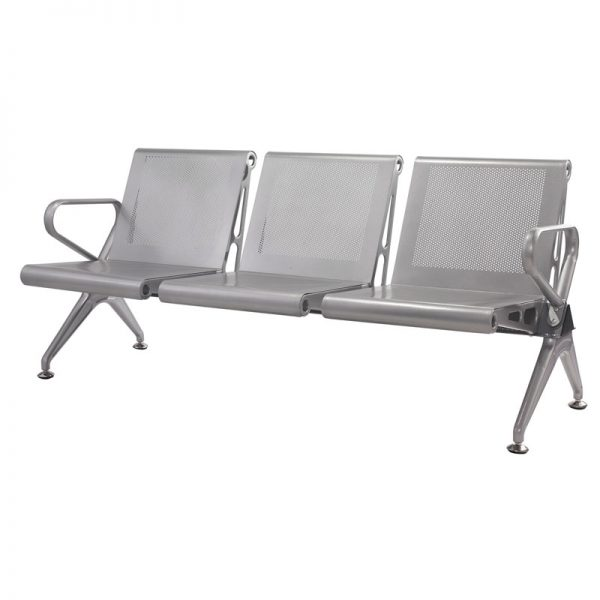 Silverline Chrome Deluxe Bench