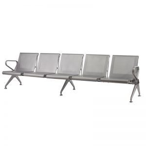 Silverline - New Chrome Deluxe - 5 Seater