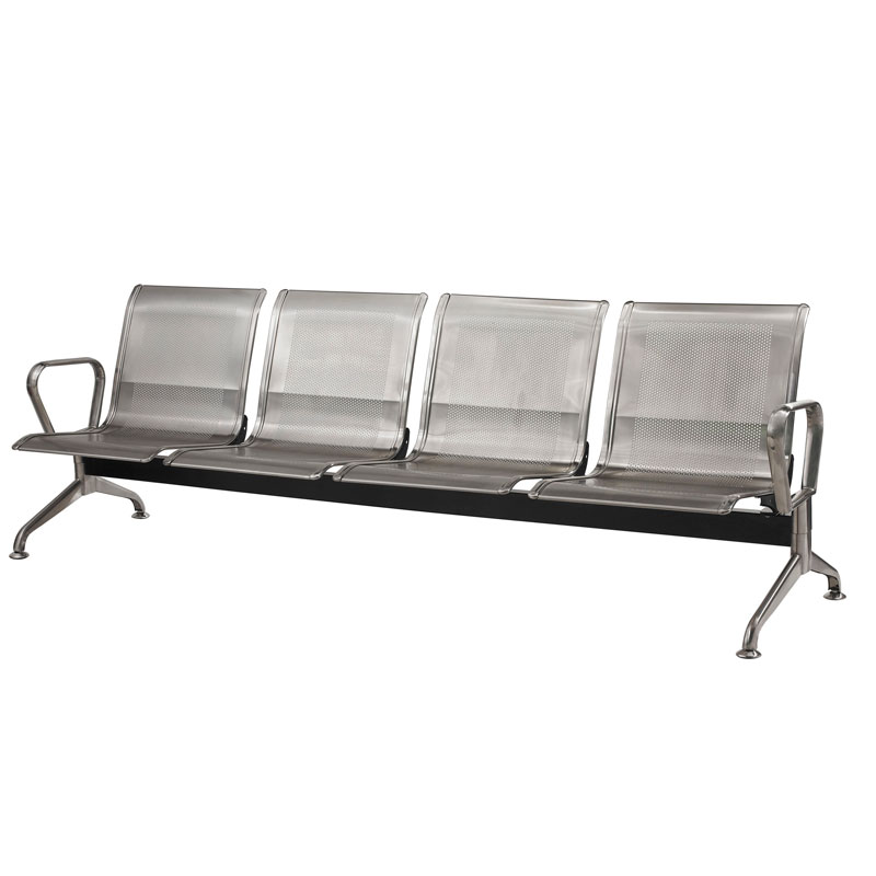 Silverline – Stainless Steel – 4 Seater 1