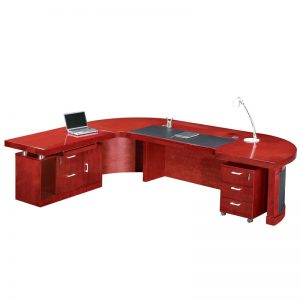 Superior Executive 3 Piece Desk Suite