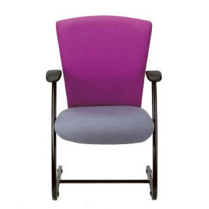 Wedge Visitors Chair