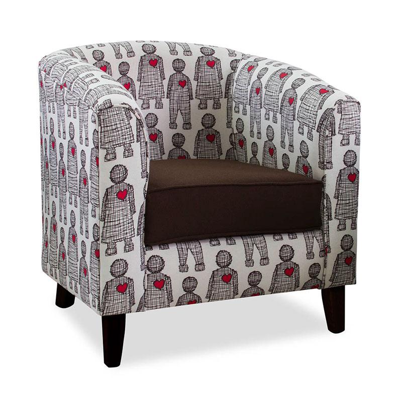 Sabina Single Tub Chair