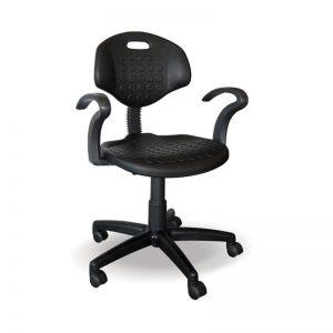 Blackpool PU Chair no Arms
