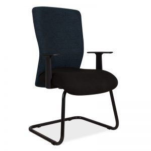 Calypso Fixed Visitors Chair