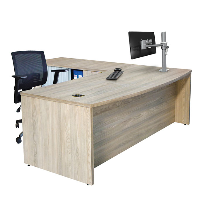 Discovery L-shaped Desk 1