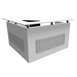 Discovery L shaped Reception Unit